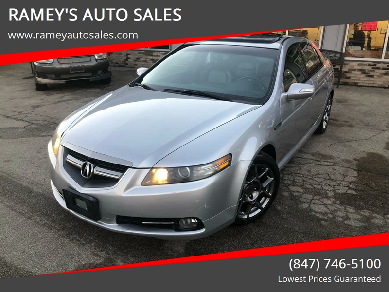 2007 Acura Tl Type S For Sale >> 2007 Acura Tl Type S 4dr Sedan 5a In Zion Il Ramey Auto Sales