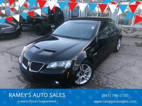 2008 Pontiac G8 for sale in Zion, IL