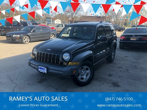 2005 Jeep Liberty for sale in Zion, IL