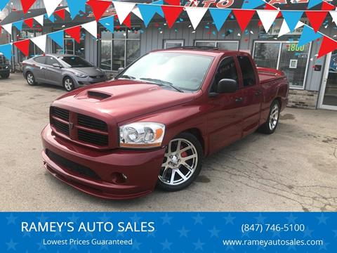 Dodge Used Cars financing For Sale Zion RAMEY AUTO SALES