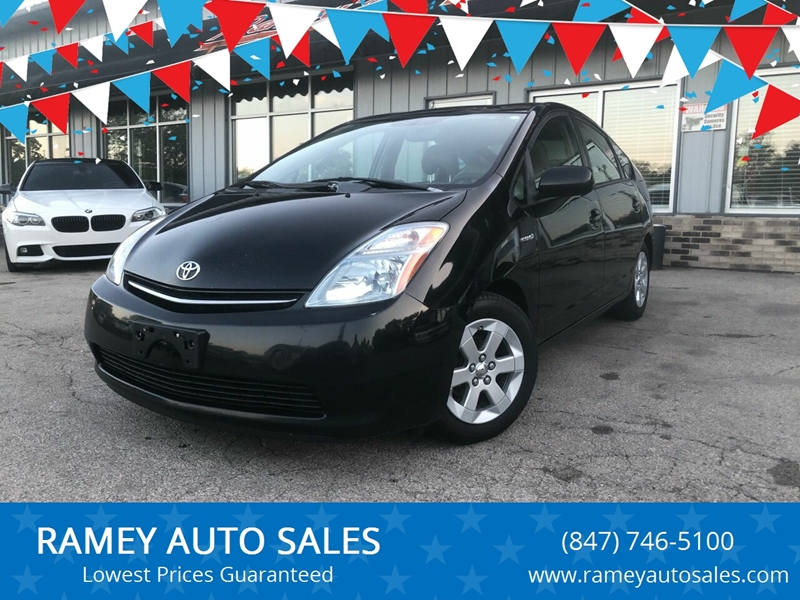2007 Toyota Prius Touring 4dr Hatchback In Zion IL - RAMEY
