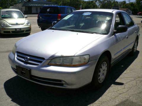 2001 Honda Accord for sale in Zion, IL