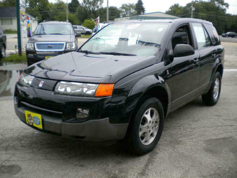 2003 Saturn L-Series Overview