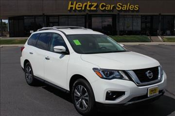 2017 Nissan Pathfinder for sale in Billings, MT