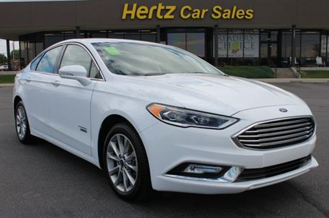 2017 Ford Fusion Energi for sale in Billings, MT