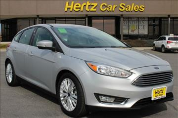 2016 Ford Focus for sale in Billings, MT