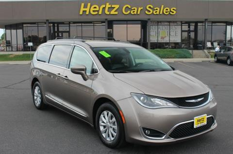 2017 Chrysler Pacifica for sale in Billings MT