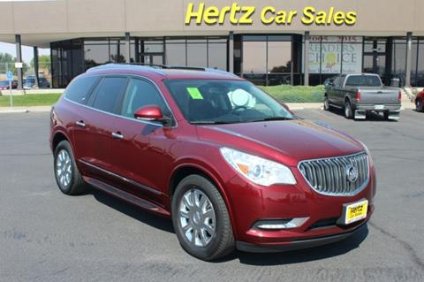 2016 Buick Enclave for sale in Billings MT