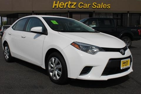 2016 Toyota Corolla for sale in Billings MT