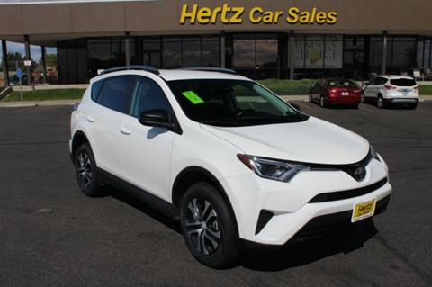 2017 Toyota RAV4 for sale in Billings, MT