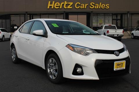 2016 Toyota Corolla for sale in Billings MT