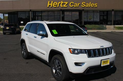 2017 Jeep Grand Cherokee for sale in Billings MT