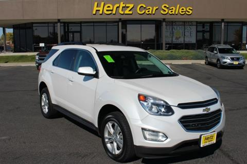 2016 Chevrolet Equinox for sale in Billings MT