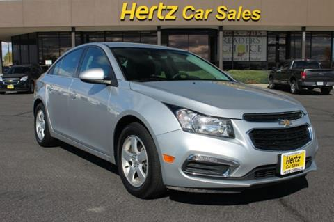 2016 Chevrolet Cruze Limited for sale in Billings, MT