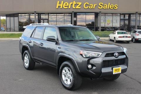 2017 Toyota 4Runner for sale in Billings, MT