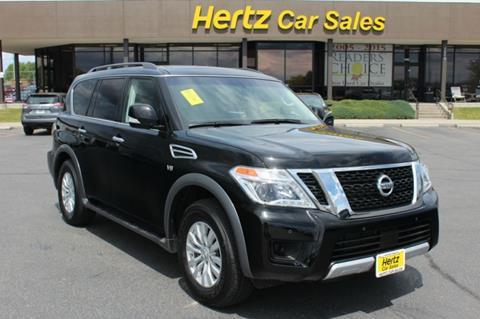 2017 Nissan Armada for sale in Billings, MT