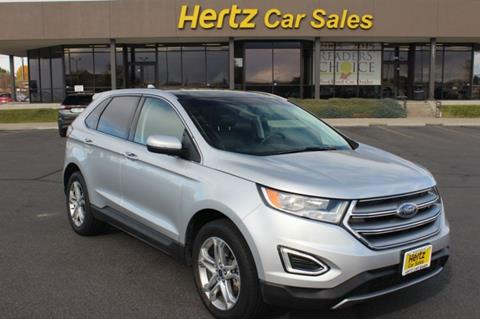 2017 Ford Edge for sale in Billings, MT