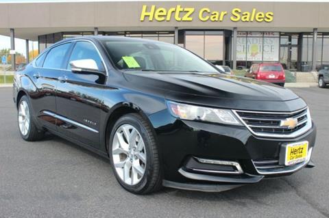 2017 Chevrolet Impala for sale in Billings, MT