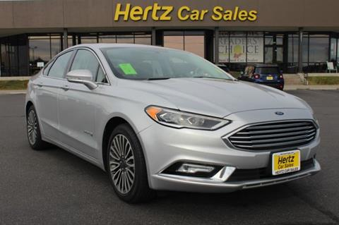 2017 Ford Fusion Hybrid for sale in Billings, MT