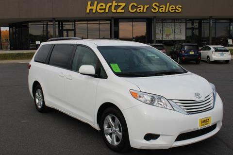 2016 Toyota Sienna for sale in Billings, MT