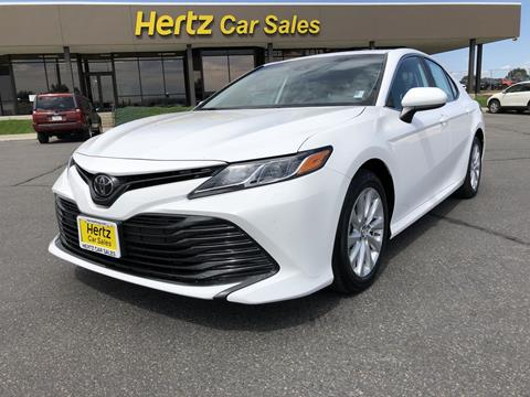 2019 Toyota Camry for sale in Billings, MT