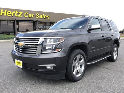 2018 Chevrolet Tahoe for sale in Billings, MT