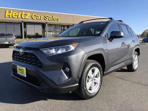 2019 Toyota RAV4 for sale in Billings, MT