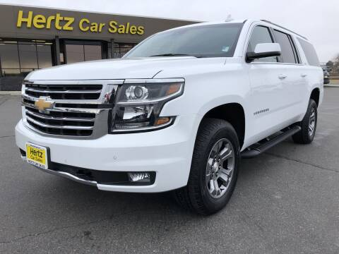 2019 Chevrolet Suburban for sale in Billings, MT