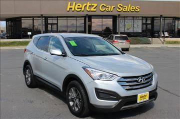 2013 Hyundai Santa Fe Sport for sale in Billings, MT