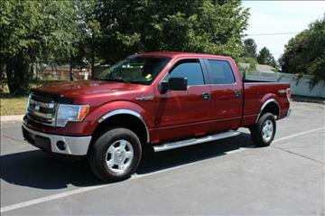 2014 Ford F-150 for sale in Layton, UT