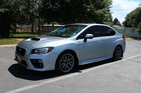 2016 Subaru WRX for sale in Layton, UT