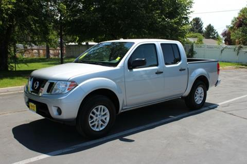 2015 Nissan Frontier for sale in Layton UT