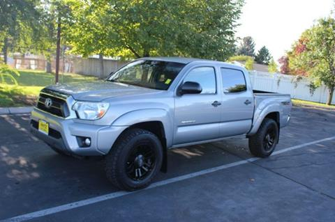 2014 Toyota Tacoma for sale in Layton UT