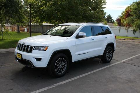 2017 Jeep Grand Cherokee for sale in Layton, UT