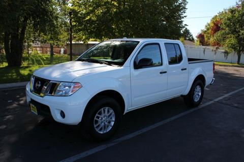 2017 Nissan Frontier for sale in Layton UT