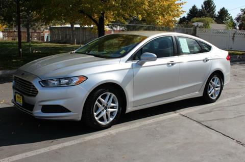 2013 Ford Fusion for sale in Layton, UT