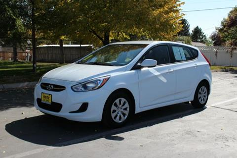 2017 Hyundai Accent for sale in Layton, UT