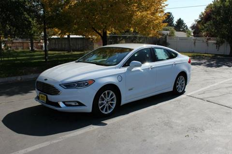 2017 Ford Fusion Energi for sale in Layton, UT
