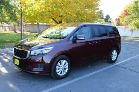 2017 Kia Sedona for sale in Layton, UT
