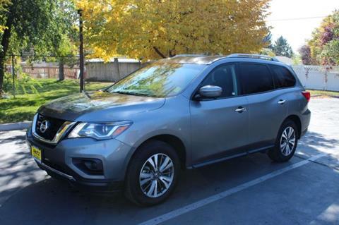 2017 Nissan Pathfinder for sale in Layton, UT