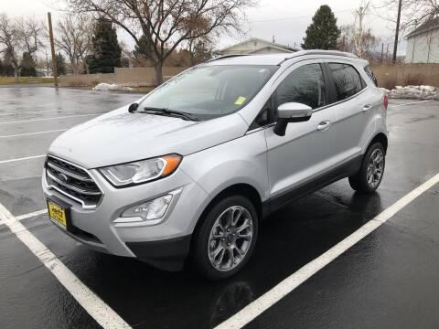 2019 Ford EcoSport Titanium for sale at Hertz Car Sales in Layton UT