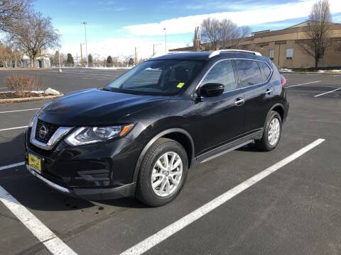 2019 Nissan Rogue SV for sale at Hertz Car Sales in Layton UT