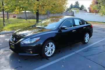 2016 Nissan Altima for sale in Layton, UT