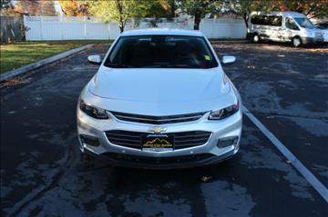 2016 Chevrolet Malibu for sale in Layton, UT