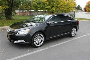 2015 Buick LaCrosse for sale in Layton, UT