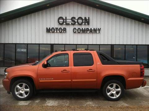 2007 Chevrolet Avalanche for sale at Olson Motor Company in Morris MN