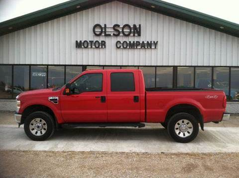 2008 Ford F-350 for sale at Olson Motor Company in Morris MN