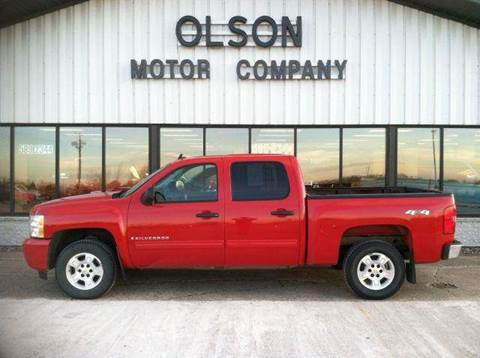 2009 Chevrolet Silverado 1500 for sale at Olson Motor Company in Morris MN