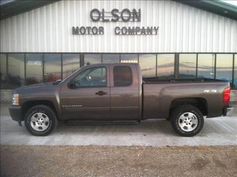 2007 Chevrolet Silverado 1500 for sale at Olson Motor Company in Morris MN