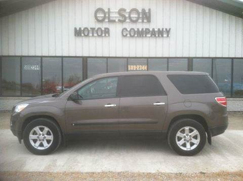 2007 Saturn Outlook for sale at Olson Motor Company in Morris MN